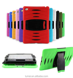 Waterproof And Shockproof Duty Hard Case Cover For iPad Air