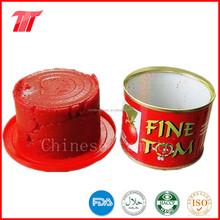 400 g pâte de tomate en conserve de haute qualité pour tender