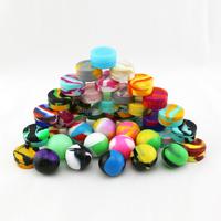 2015 Hot sale silicone non stick drum jars, non stick drum containers, non stick drum storage for sales