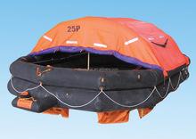 Solas EC &CCS self inflating life raft big 50 people capacity