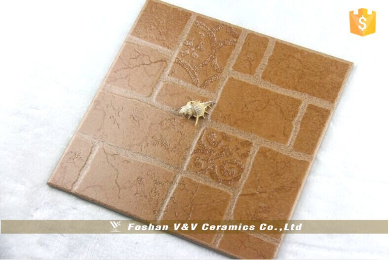 400x400mm Glazed Non Slip Bathroom Ceramic Floor Tiles