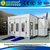 Water Based Spraying Paint Booth Oven