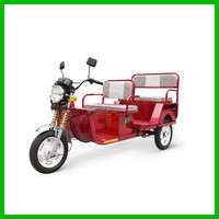 SBDM Motorcycle Cargo Electric Tricycle For 2 Adults