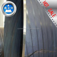 CHINA ASTM ssaw welded pipe and steel plate