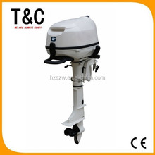 best sale in 2015 year 139cc gasoline fuel 4 stroke 6 hp air cooled motor for the boat