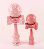 Different sizes kendamas with marble kendama tama and handle for wholesale