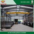 Marco de la luz del proyecto de almacén de acero prefabricado con ISO9001 (X006)