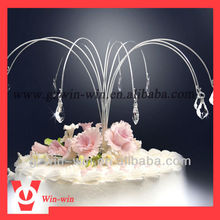 Wedding Cake Topper Jewelry - Baroque Crystal Cake Drops