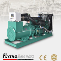 high energy mobile power supply, 400kw Volvo powerful portable dynamo power generating for sale