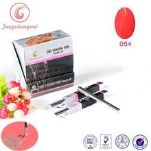 OEM/ODM available sock off manicure pedicure fengshangmei wholesale makeup nail polish pen