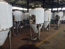 500L/5HL stainless steel beer products,fermentation funnel