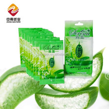 OEM WELCOMED FACE WET WIPES WITH GOOD QUALITY & RESONABLE PRICE