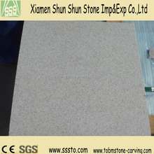 High Quality Natural Stone Pearl White Granite Floor Tiles