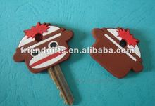 Custom lovely personalized 3d soft plastic pvc promotional items 2012