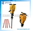 Chinse Hand hold Lavastone block driller machine for various hole drilling