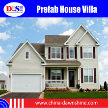 Modular Light Steel House Villa, Prefab Homes Container House, Prefab House