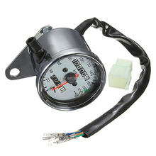 Motorcycle Odometer Speedometer with LED Backlight