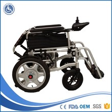 the Trunk/Boot Chair Supplier Power Wheelchair for Disabled Leg Partly Paralyzed Rehab Use