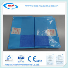 CE FDA NELSON approved patient sterile disposable Mayo Stand Cover