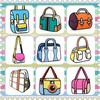 3D Comic Cartoon Kids school bags, Nylon 2D Cartoon Bags for Young Teenagers