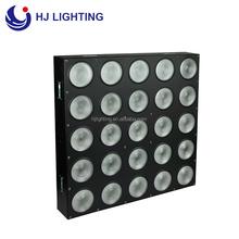 dj flight case Package 5x5 dmx led matrix light
