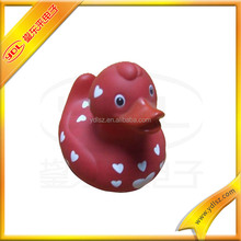 factory directly plastic flashing duck with custom music