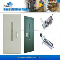 Cheap Elevator Manual Door / Swing Door/ Semi-automatic Door