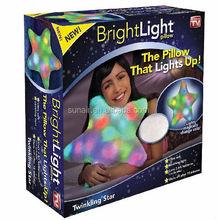 2014 New design bright light pillow as seen on TV