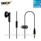 Único fone de ouvido com microfone para PS4 / PS Vita