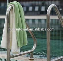 100% cotone ratiera confine nuoto asciugamano