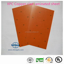 Complete in specifications flexible copper clad laminate plate