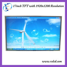 17inch lcd monitor B170UW01 1920X1200