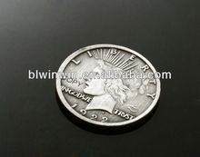 customized metal commemorative coin