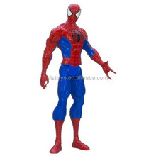 Hot Selling Anime Figure Amazing Spider Man Movie Spiderman