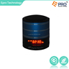 2014 best bluetooth portable speaker with TF/USB/FM radio ,Powered by BL-5B rechargeable battery
