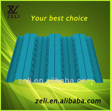Good quanlity reasonable price new style composite floor decking 1025