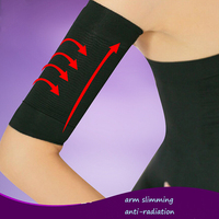 China suppliers wholesale high quality arm compression sleeve ,slimming arm shaper,slimming arm band