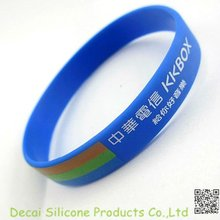 silicon bracelet cheap for politic election manufacturers China