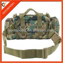 Small leisure sport waist bag for hiking
