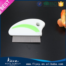 pet supply tick remover stainless steel lice comb