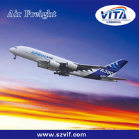 consolidation shipment air freight to sweden