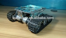 DIY Tank chassis crawler robotics intelligent car toy vehicle chassis of the robot