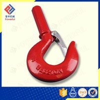 High Quality U.S. Type 319 Iron Tow Hook with Latch