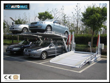 2015 New style!Pitch Parking lift System with CE /car parking lift