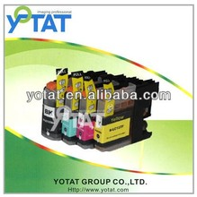 High Quality Refillable Ink Cartridge for Brother LC103 LC105 LC107 LC123 LC125 LC127 LC133 LC135 LC137