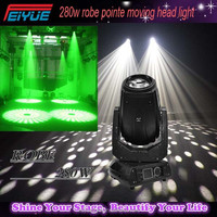 new design robe pointe 10r 280w moving head stage light