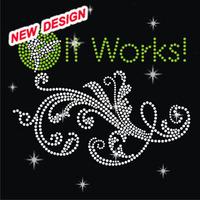 Wholesale Sewing supplies Rhinestone Flower Power karachi fashion boutiques FY 20 (12)