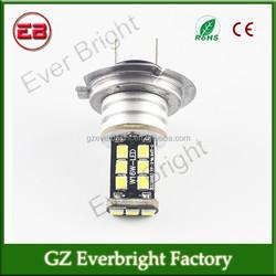 led auto fog light 12V/24V 9005/9006/H1/H4/H7/H11 2835 led Can-bus No Error Free H7 Led Fog Light Headlight canbus fog Lamp Bulb