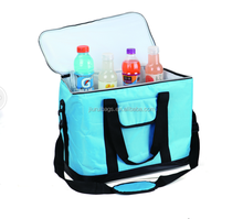 420D polyester Insulated Cooler bag for frozen food