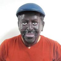 Brand New Famous Celebrity Kenyan Presiden Halloween Mask